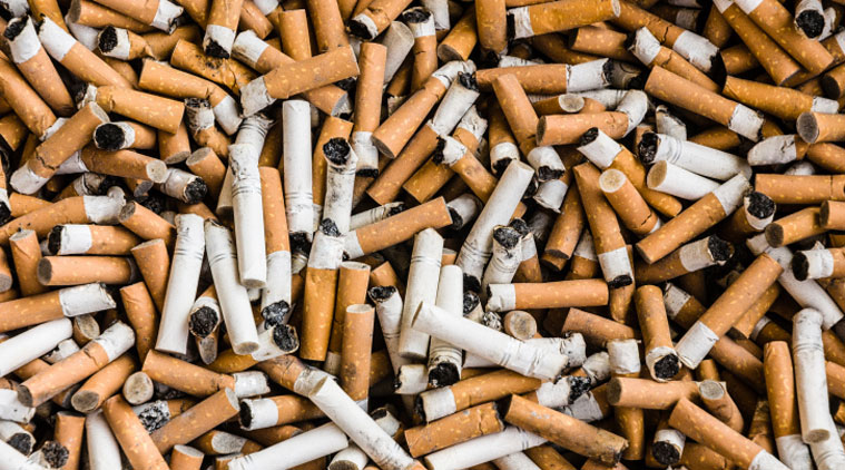 Asbestos Found in Illegal Tobacco Products