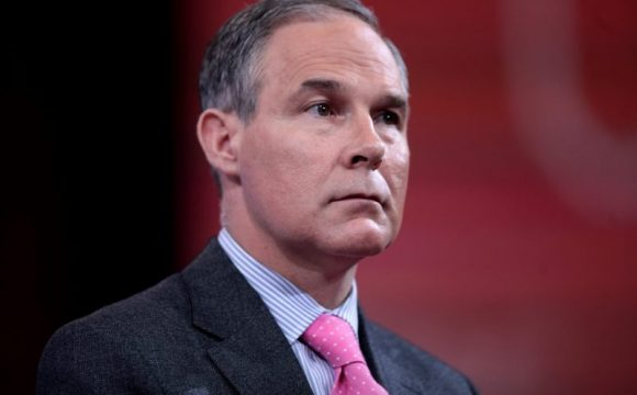 EPA Head Promises to Clean Up Superfund Sites